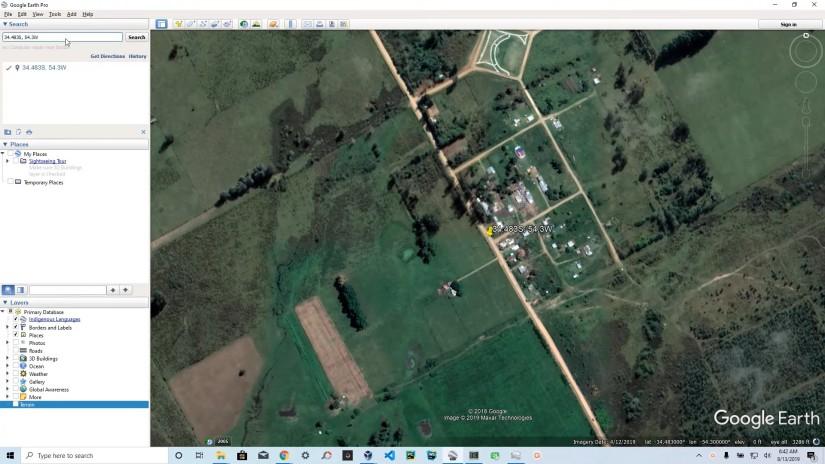 Rocha, Rural location 2